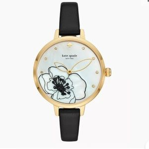 kate spade | Metro Deco Watch & Earrings